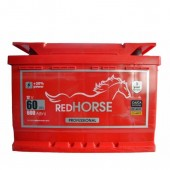 Аккумулятор Red Horse 60 АЗ  (242x175x175) 600 A